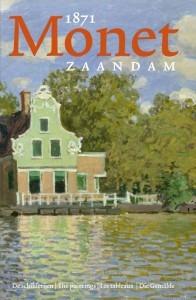 Cover 3de druk 1871 Monet Zaandam