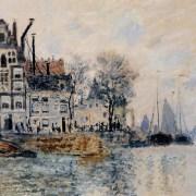 Claude Monet schreierstoren Amsterdam